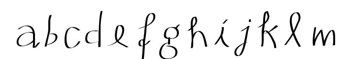 Batmania Font LOWERCASE