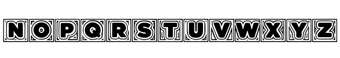 BatmansBadTrip Font UPPERCASE