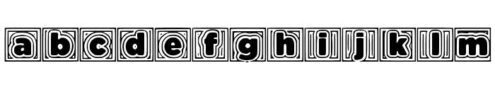 BatmansBadTrip Font LOWERCASE
