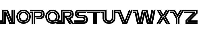 Battlestar Font LOWERCASE