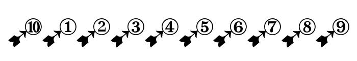 BatzBatz Font OTHER CHARS