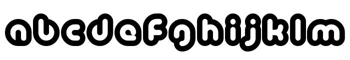 Baubau Font UPPERCASE