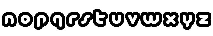 Baubau Font LOWERCASE