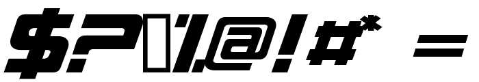 Bauer Font OTHER CHARS