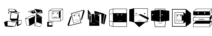 BauhausReminisce Font OTHER CHARS
