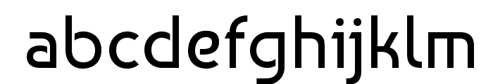 Baumans-Regular Font LOWERCASE
