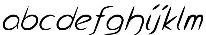 Bayou Font LOWERCASE