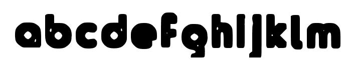 Bazyl Font LOWERCASE
