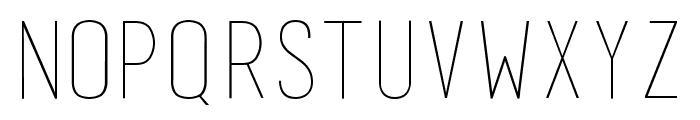 basic title font Font LOWERCASE