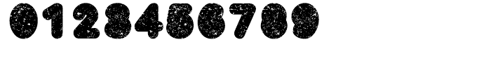 BAQ Metal Regular Font OTHER CHARS