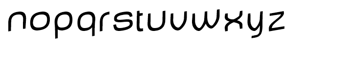 Baby Mine Plump Jumping Font LOWERCASE