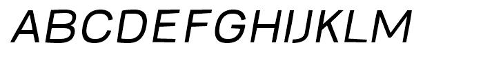 Baby Mine Plump Oblique Font UPPERCASE