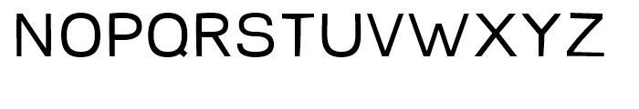 Baby Mine Plump Font UPPERCASE