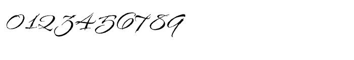 Babylonica Regular Font OTHER CHARS