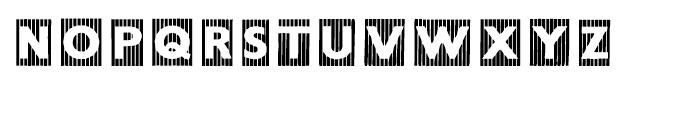 Bad Baltimore Regular Font UPPERCASE