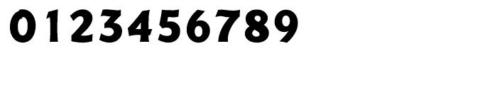 Badger ExtraBold Italic Font OTHER CHARS