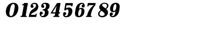Baker Street Oblique Font OTHER CHARS