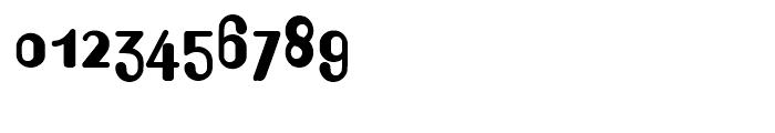 Baldur Seventy Seventy one Font OTHER CHARS