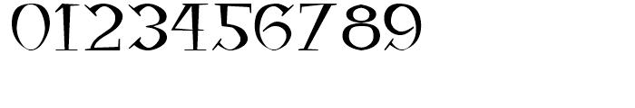 Balsamo Regular Font OTHER CHARS