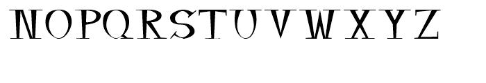 Balsamo Regular Font LOWERCASE