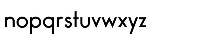 Bambino Regular Font LOWERCASE