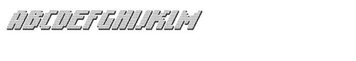 Banner 75 Medium Pixel Font UPPERCASE