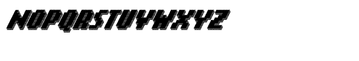Banner 81 Bold SuitBold Font UPPERCASE