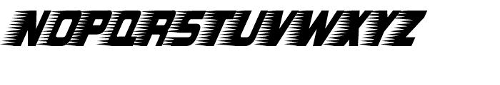 Barbatrick Regular Font UPPERCASE