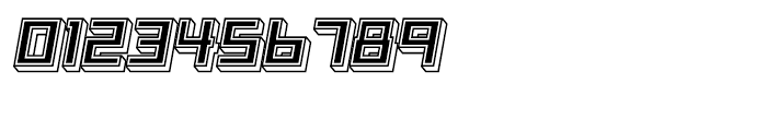 Basset Seven Font OTHER CHARS