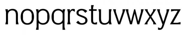 Barbica Regular Font LOWERCASE