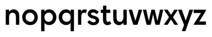 Basecoat Regular Font LOWERCASE