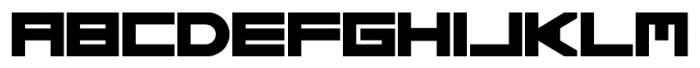 Basica Regular Font UPPERCASE