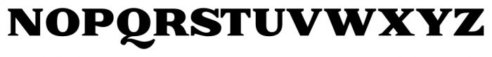Battlefin Black Font UPPERCASE