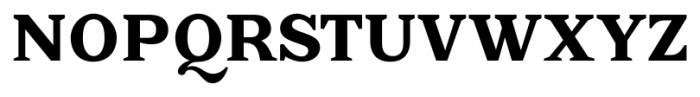 Battlefin Bold Font UPPERCASE