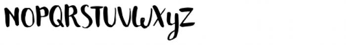 Baballotto Font UPPERCASE