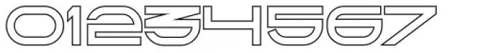 Babylon Babylon Outline Font OTHER CHARS