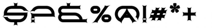 Babylon Babylon Serif Font OTHER CHARS