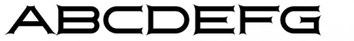 Babylon Babylon Serif Font UPPERCASE