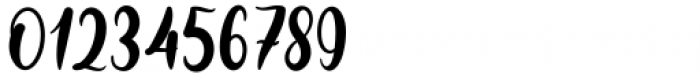 Babylone Script Regular Font OTHER CHARS
