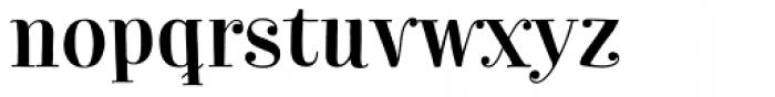 Bach Black Font LOWERCASE