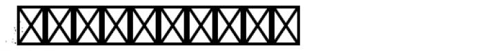 Backlash Spatters Font LOWERCASE