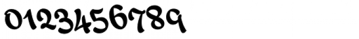 Backstroke Regular Font OTHER CHARS
