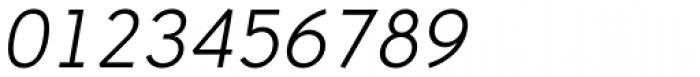 Backtalk Sans BTN Short Cap Oblique Font OTHER CHARS