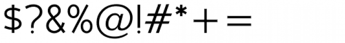 Backtalk Sans BTN Font OTHER CHARS