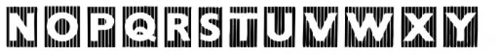 Bad Baltimore Font UPPERCASE