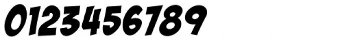 Bada Boom Pro BB Italic Font OTHER CHARS