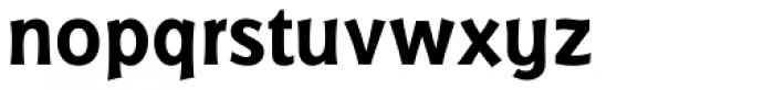 Badger Bold Font LOWERCASE