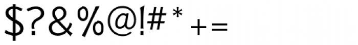 Badger Light Font OTHER CHARS