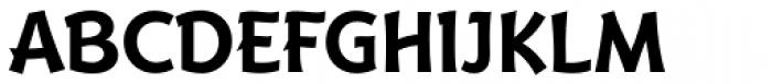 Badger Pro Bold Font UPPERCASE