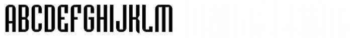Badloc ICG Font UPPERCASE